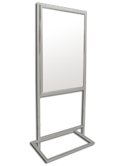 bass loc pedestal