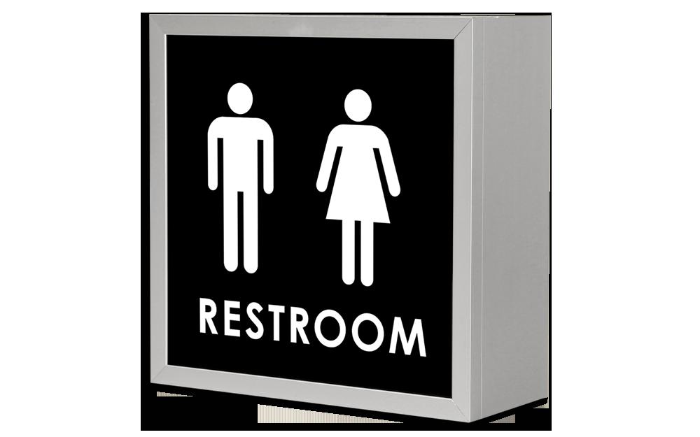 restroom series