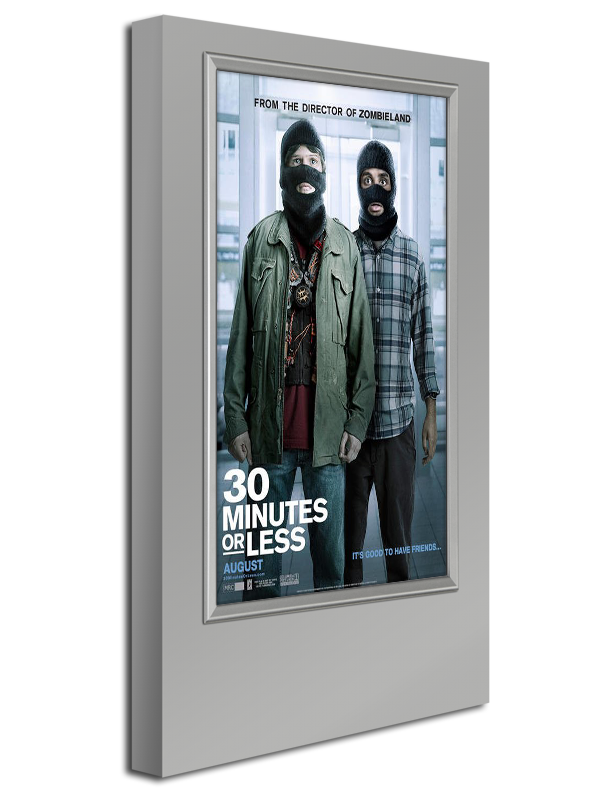 tablet series poster marquee