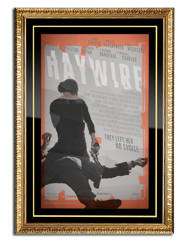 Artistic Poster Frames MOVIE THEATER DISPLAYS