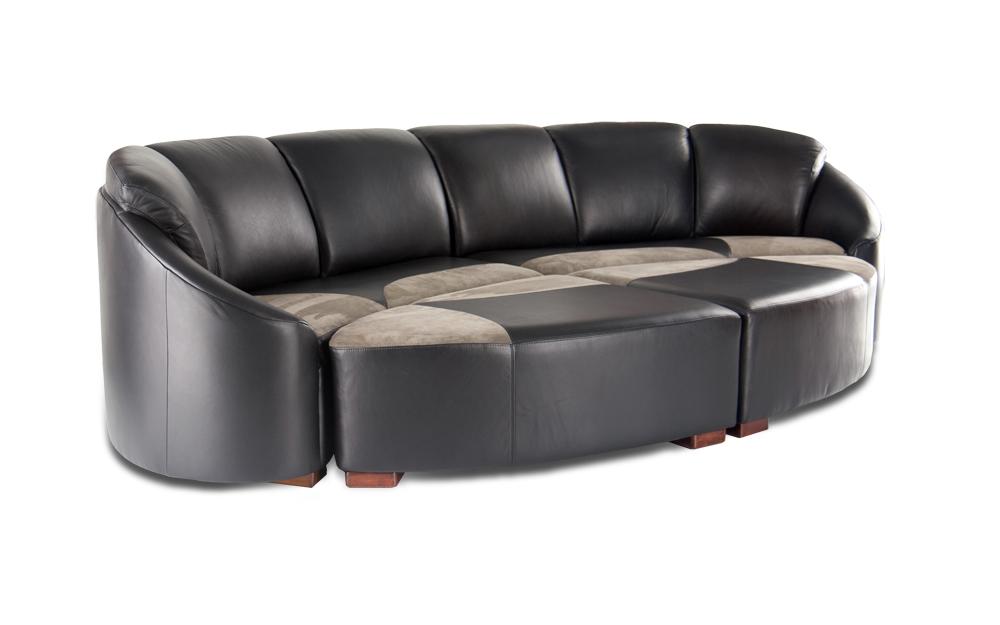 Luxury Sofas Media Room