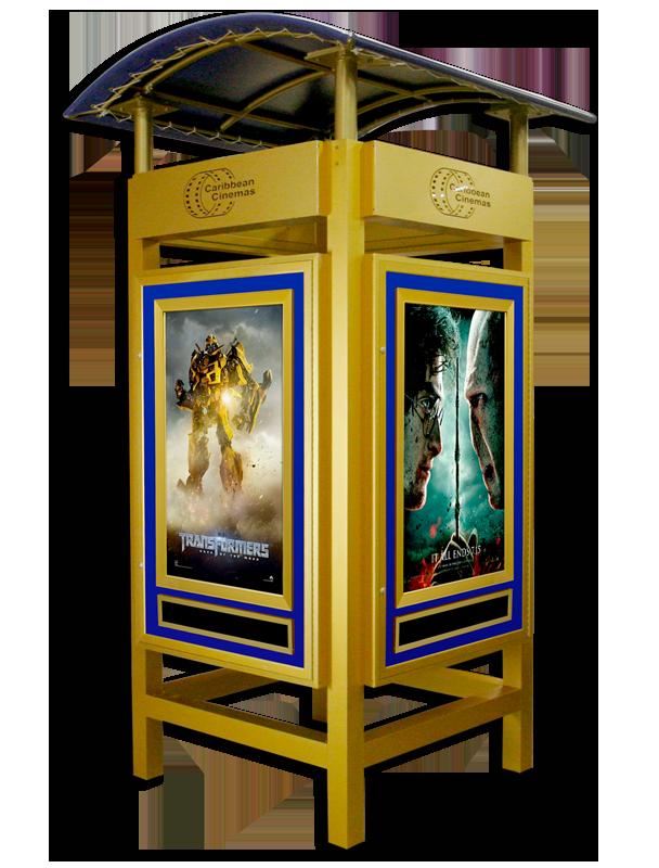 calypso series kiosk