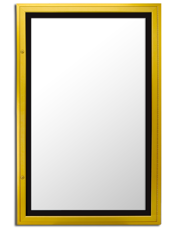 ETS-1 CLASSIC SERIES lockable lightbox