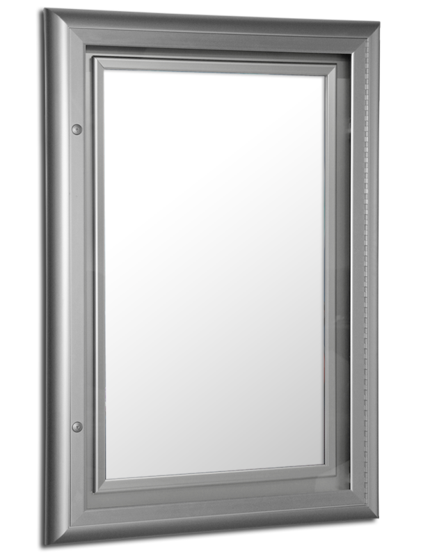 ETS-25 CONTOUR LUMINA SERIES lockable lightbox