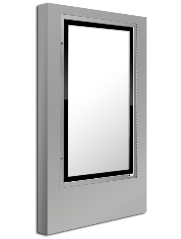 ETS-29 TABLET SERIES lockable lightbox