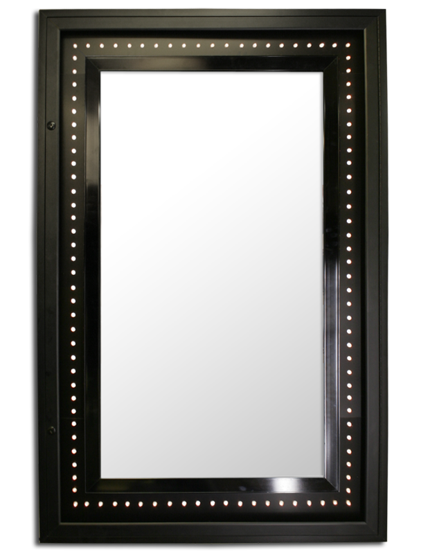 ETS-6 STARLITE SERIES lockable lightbox