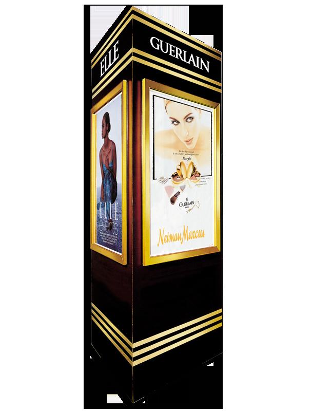 grand series kiosk