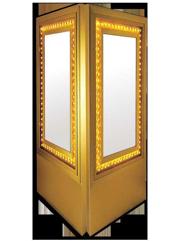 premiere series kiosk