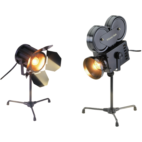 studio accent lamp