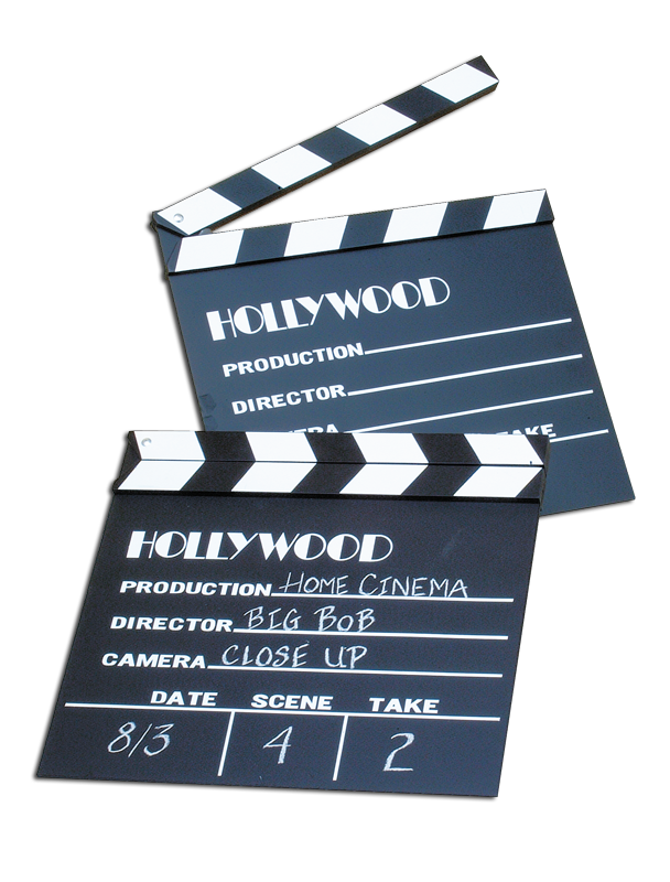 authentic clapboard-